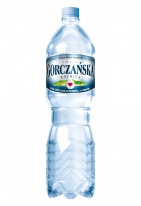 Woda źródlana Gorczańska