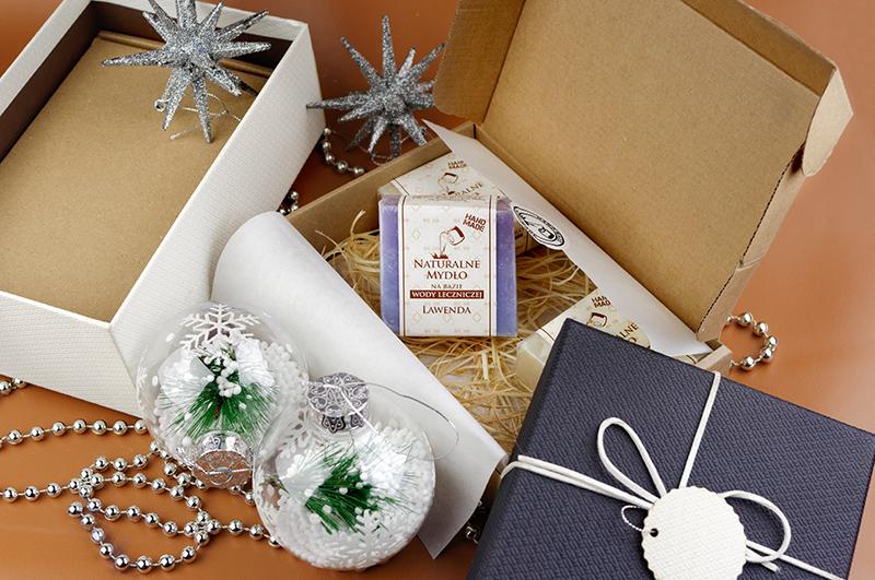 Naturalne Mydła prezent świąteczny